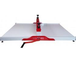 maquina de corte e vinco manual para embalagens