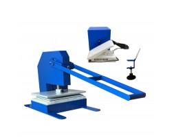 Máquina De Fazer Chinelo Corte Duplo