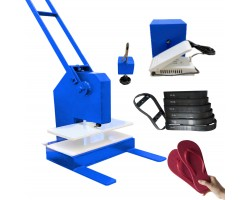 Maquina de fazer chinelo manual