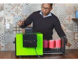 Máquina De Sublimação A vácuo - Prensa Termica Tunel Para Sublimação 3D - MAGIC