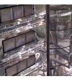 Máquina de assar frango Giratória 70kg Ou 32 Frango