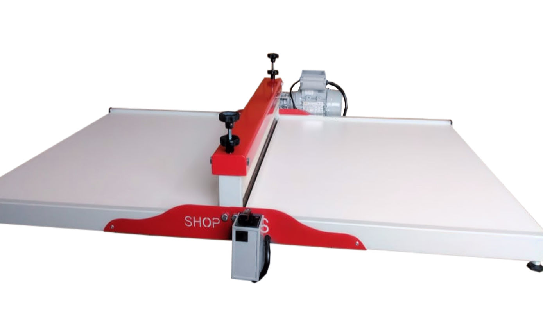 Máquina de corte e vinco Eletrica SHOPBS